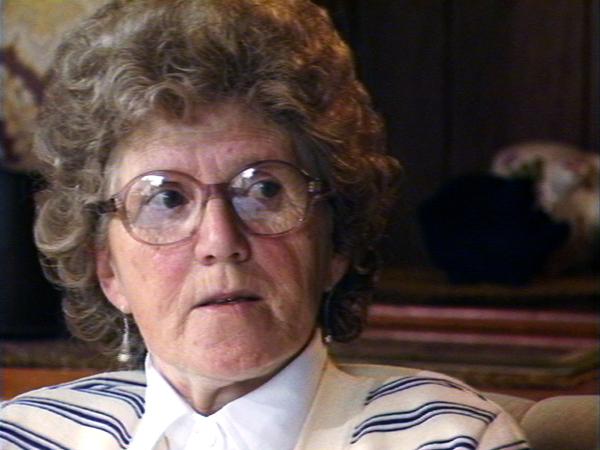 Elfriede Schneider (Deutschland) Interview 1985