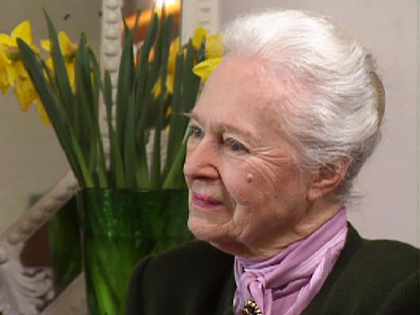 Marie Claude Vaillant-Couturier (Frankreich) Interview 1992
