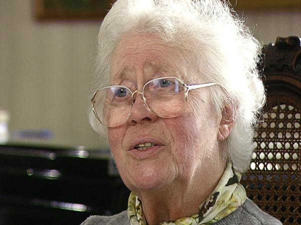 Ilse Reibmayr (Österreich) Interview 1995