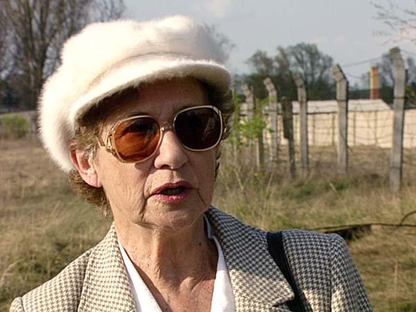 Selma van de Perre (Großbritannien) Interview 1995